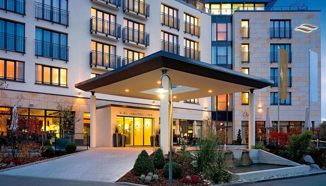 Hotel Vier JahreszeitenStarnberg