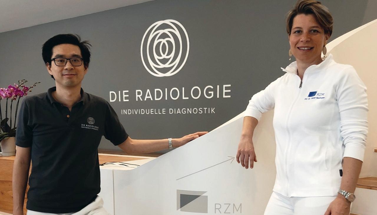 Die Radiologie